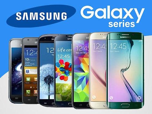 Samsung Galaxy Series Network Unlock (S7 & below)