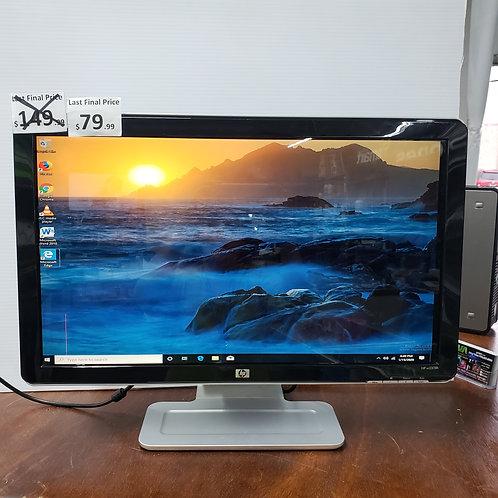 "Monitor HP w2338h - 23""- HDMI- VGA  - AUDIO"