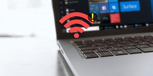 Wi-Fi Setup or Troubleshooting