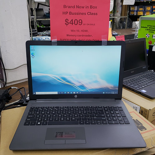 HP 255 G7 -  AMD - 4 GB RAM - 128 GB SSD -