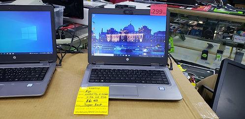 Hp ProBook   intel i5 / 16 gb ram / 256 gb SSD