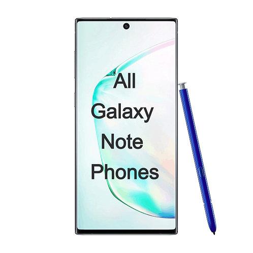 Samsung Galaxy Note Series Network Unlock