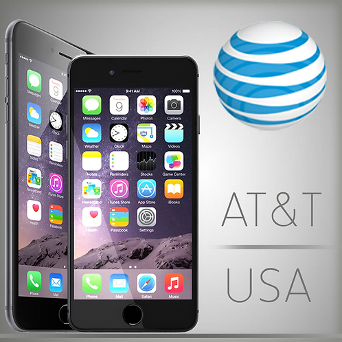 Apple iPhone AT&T Unlock X, Xr, Xs, Xs Max