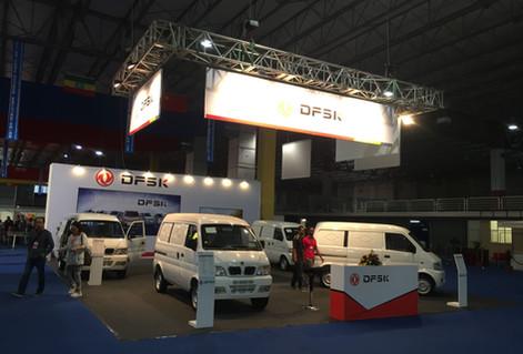 DFSK Africa China Fair 2015