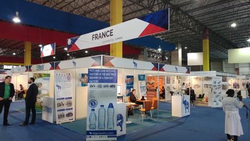 French Pavilion agrofood Ethiopia 2018