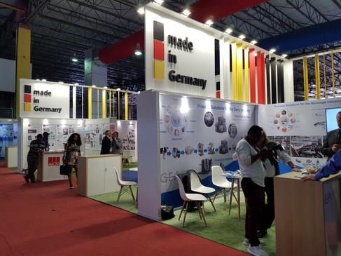 German Pavilion agrofood Ethiopia 2019