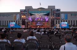 6.25전쟁 60주기 기념 국군음악회_용산 평화의 광장