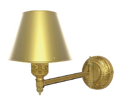 EMPORIO HOTEL WALL LIGHT I (無燈罩)