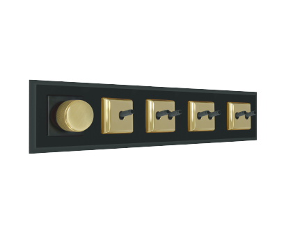 MARCO COLLECTION 新馬可現代裝飾面板-5 gang