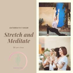Stretch and Meditate