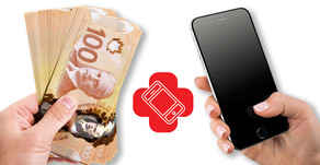 Get up to $1000 cash for your used cell phone!