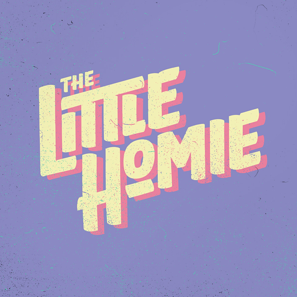 The Little Homie Apparel Design