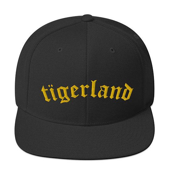 Tigerland Snapback Hat