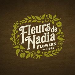 Fleurs De Nadio Logo Design