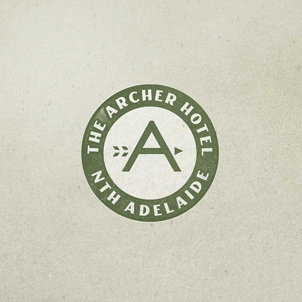 The Archer Hotel Logo Design