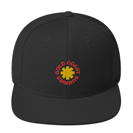 Gold Coast Sunnies Snapback Hat
