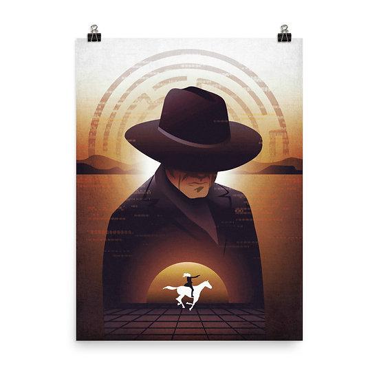 Westworld Season One Poster