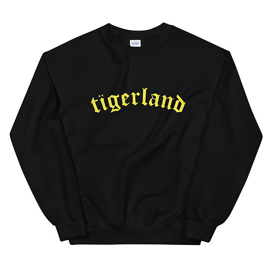 Tigerland Unisex Sweatshirt