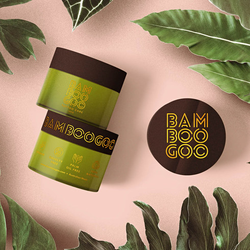 Bamboogoo Tattoo Care Branding and Packaging