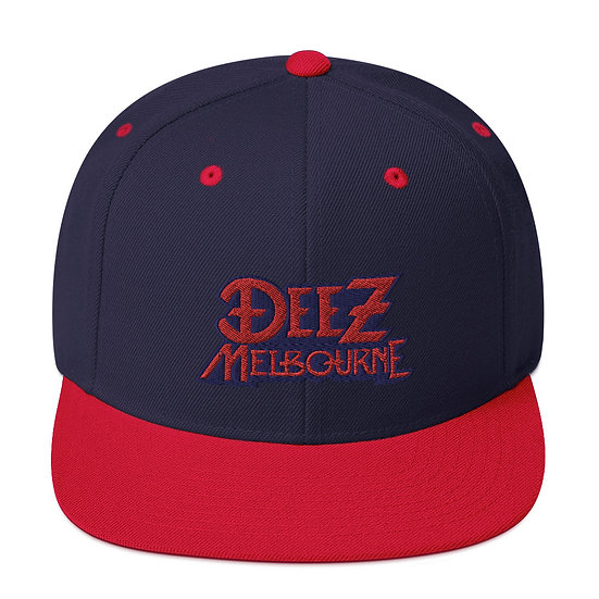 Deez Snapback Hat
