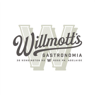 Willmott's Gastronomia Logo Design
