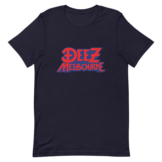 Deez Melbourne Short-Sleeve Unisex T-Shirt