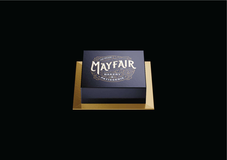 Mayfair Bakery and Patisserie Logo