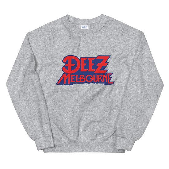 Deez Melbourne Unisex Sweatshirt