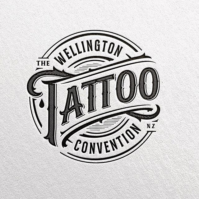 Wellington Tattoo Convention Logo