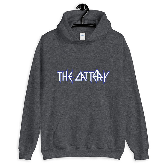 The Cattery Unisex Hoodie