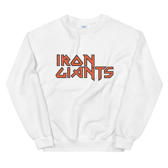 Iron Giants Unisex Sweatshirt