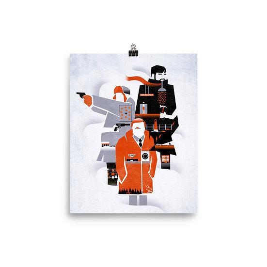Fargo Season One Poster