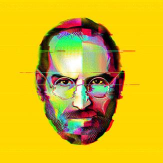 Steve Jobs Editorial Illustration