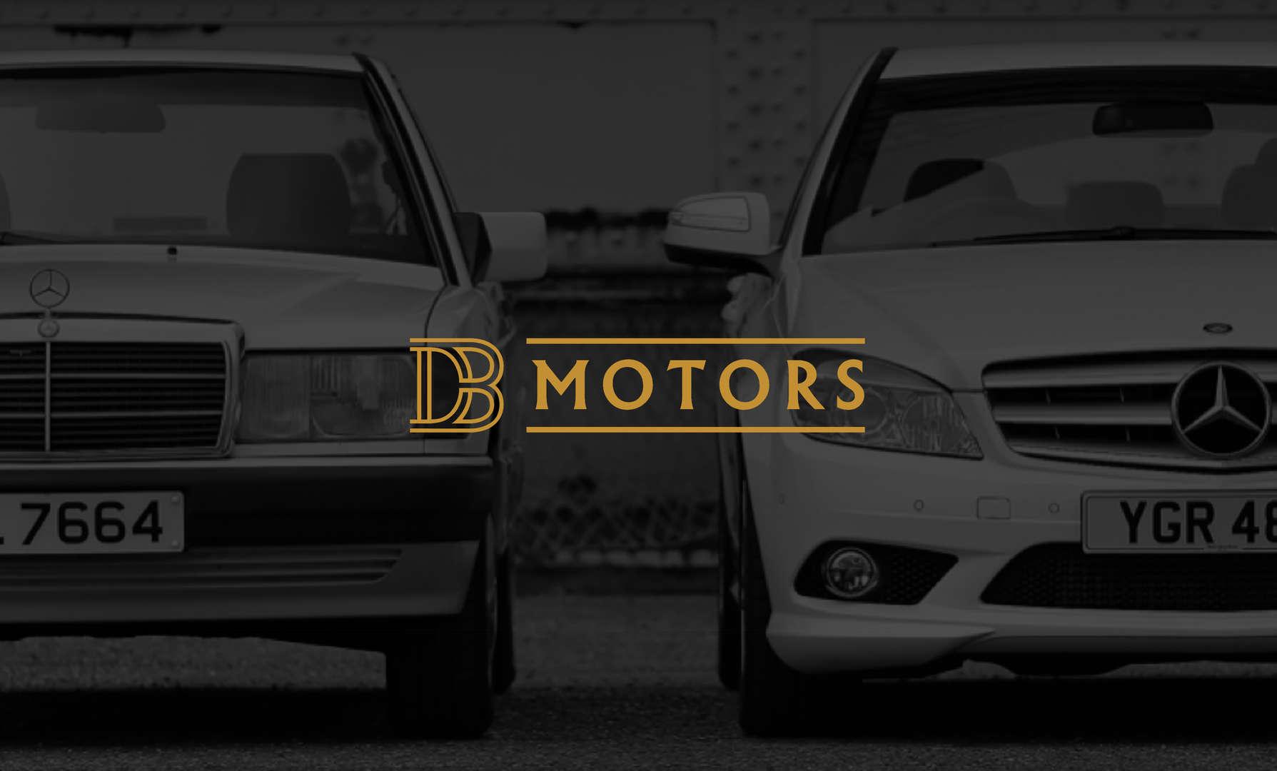 DB Motors Graphic Design