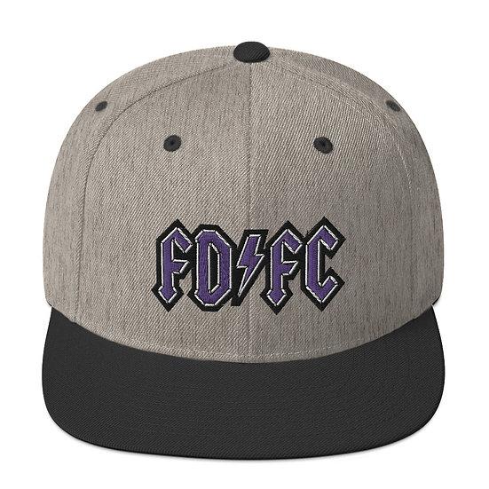 FDFC Snapback Hat