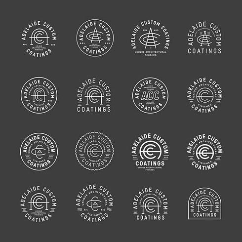 Adelaide Custom Coatings Logo