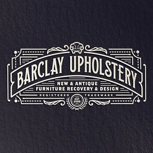 Barclay Upholstery Logo Design