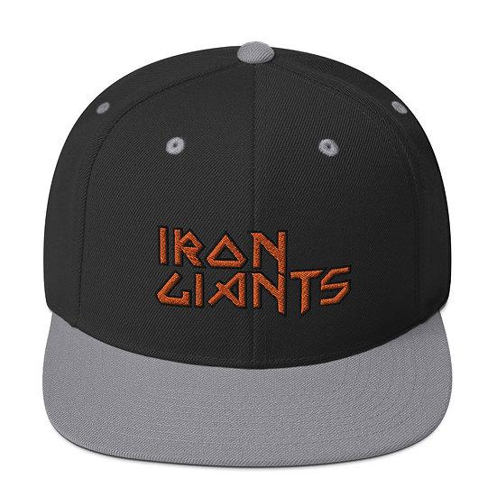 Iron Giants napback Hat