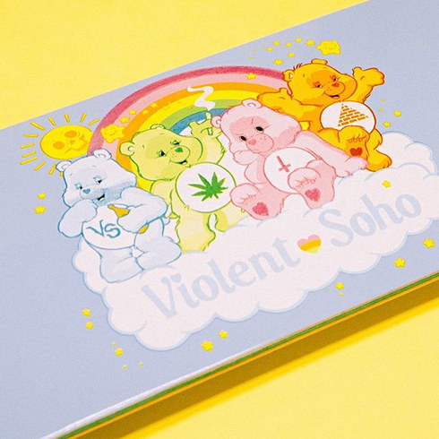Violent Soho Apparel Design