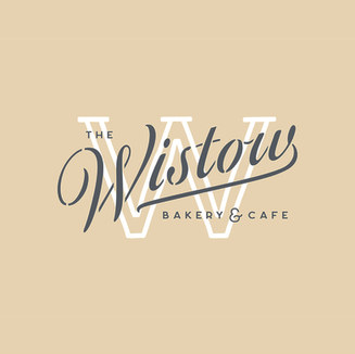 The Wistow Bakery & Cafe Branding