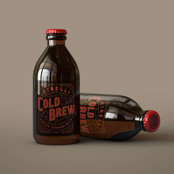Cirelli Cold Brew Packaging