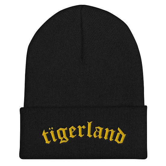 Tigerland Cuffed Beanie