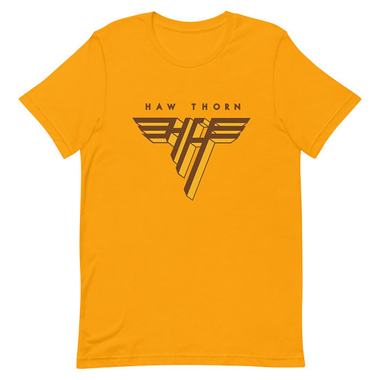 Haw Thorn Short-Sleeve Unisex T-Shirt