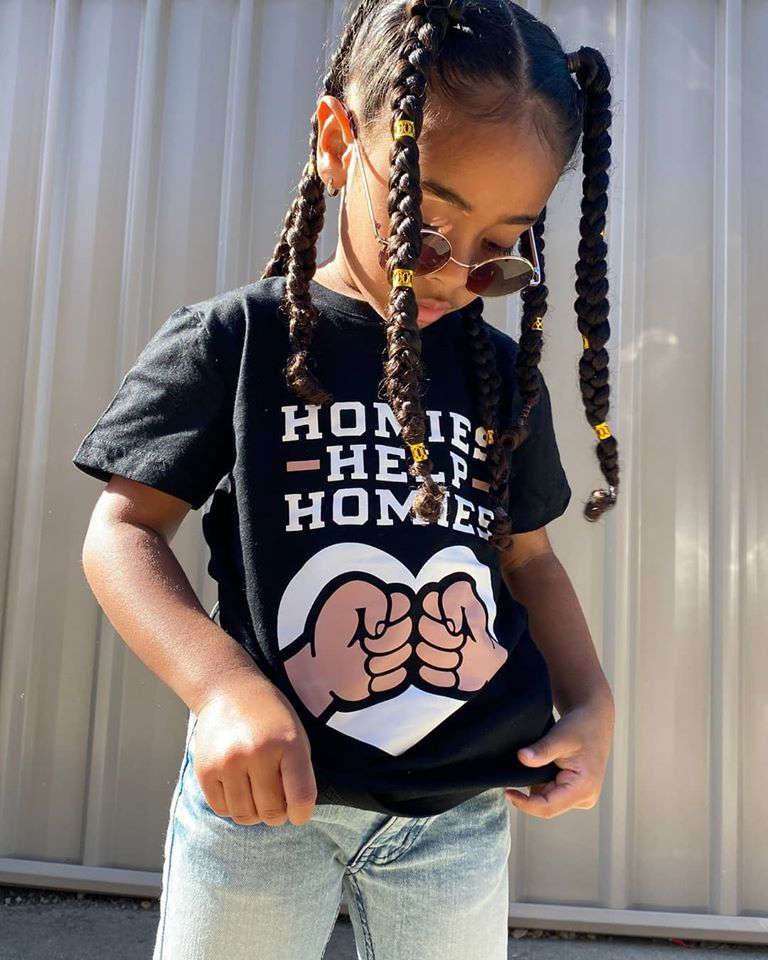 The Little Homie Apparel
