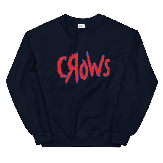 Crows Unisex Sweatshirt