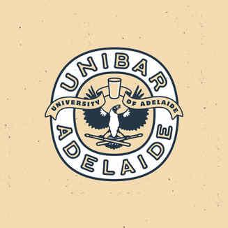 Adelaide Uni Bar Logo Design