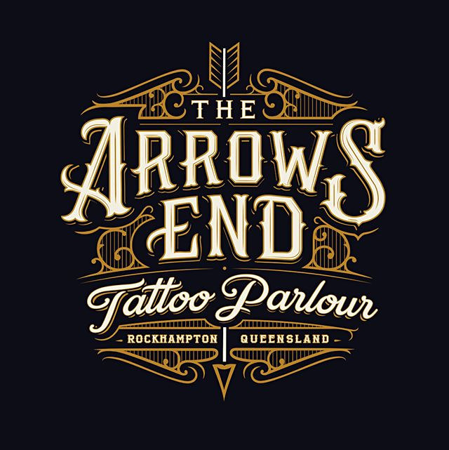 Arrows End Tattoo PArlour