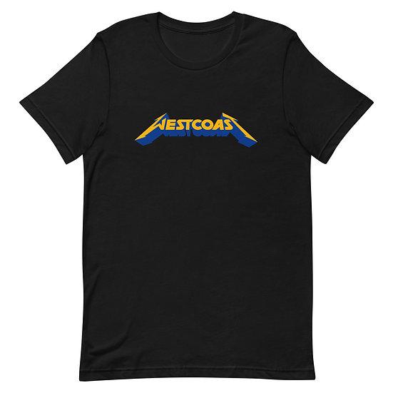 Westcoast Short-Sleeve Unisex T-Shirt