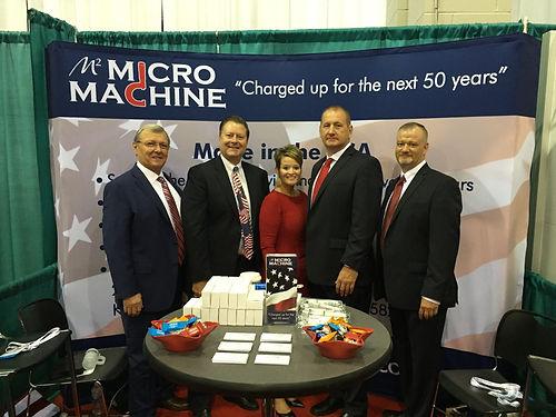 Micro Machine Co Omtec 2016