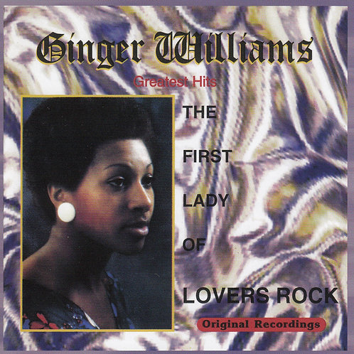 THE FIRST LADY OF LOVERS ROCK